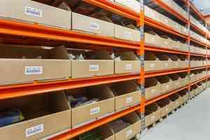адресное хранение на складе принцип работы