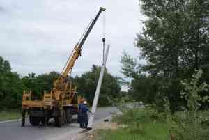 Где заказать демонтаж бетонных опор?