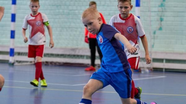 Обладателем мини-футбольного Кубка Победы стала Северная футбольная академия