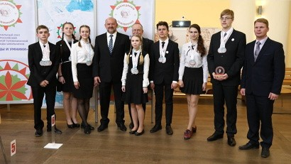 В Архангельске назвали победителей «Наследников Ломоносова»