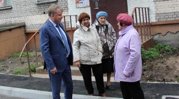Александр Фролов: Выплаты ветеранам увеличатся в два раза