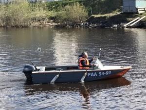 Инспекторы ГИМС принимают экзамены  на право управления маломерным судном
