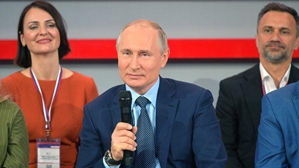 Путин выступил против создания мусорного полигона в Архангельской области