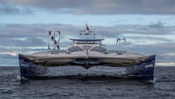 «Зеленый» корабль будущего посетит этим летом Архангельск с экологической миссией
