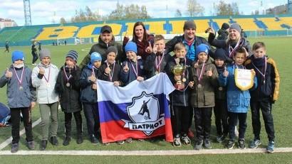 Котласский «Патриот» – победитель регионального этапа «Локобол-РЖД»