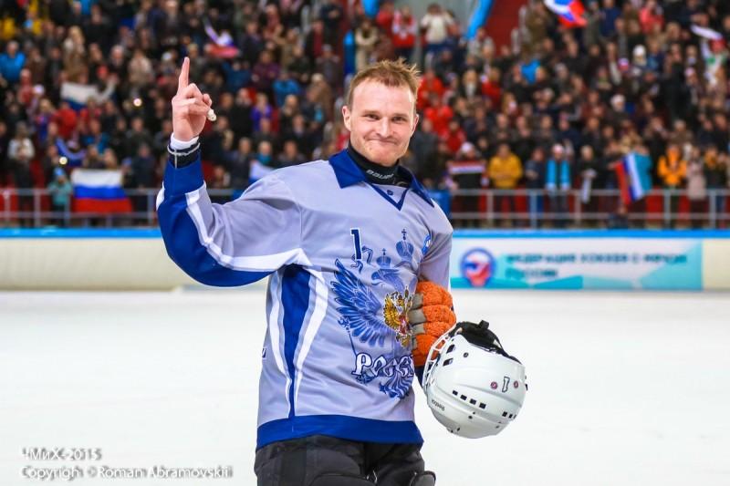 В состав архангельского «Водника» вошел лучший вратарь России Роман Черных