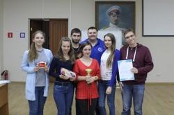 Определены победители Чемпионата поинтеллектуальным играм САФУ