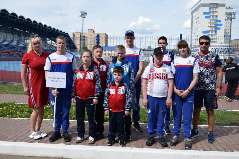 Воспитанники коррекционной школы и интернатов Поморья взял 11 медалей на Всероссийской спартакиаде