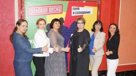 """На """"Деловой весне"""" в Оренбурге от Архангельска блистала Мария Харченко"""