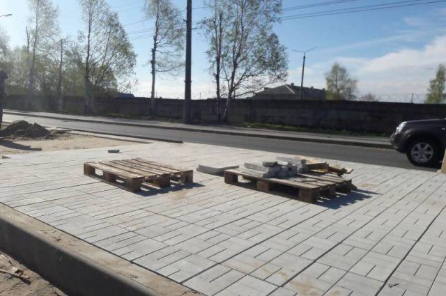 Этим летом в Архангельске реконструируют Ленинградский проспект