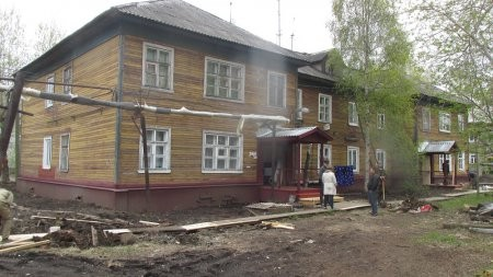 Фонд капремонта Архангельской области: Грунтовые воды - главный враг деревянных домов