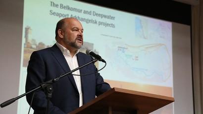 Игорь Орлов представил потенциал Поморья участникам арктического саммита