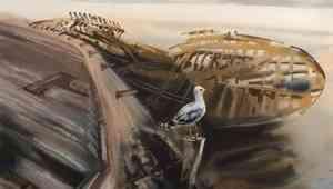 «Реинкарнацию» Юрия Ломкова представят в Северном морском музее