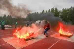 В Архангельске пройдут соревнования по пожарно-прикладному спорту среди пожарных и спасателей