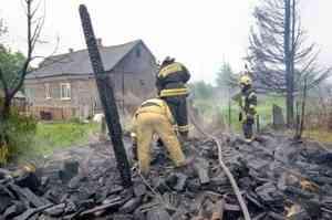 Погорельцам с Кегострова в Архангельске будет оказана помощь