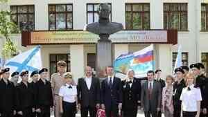 В Котласе почтили память адмирала Николая Кузнецова