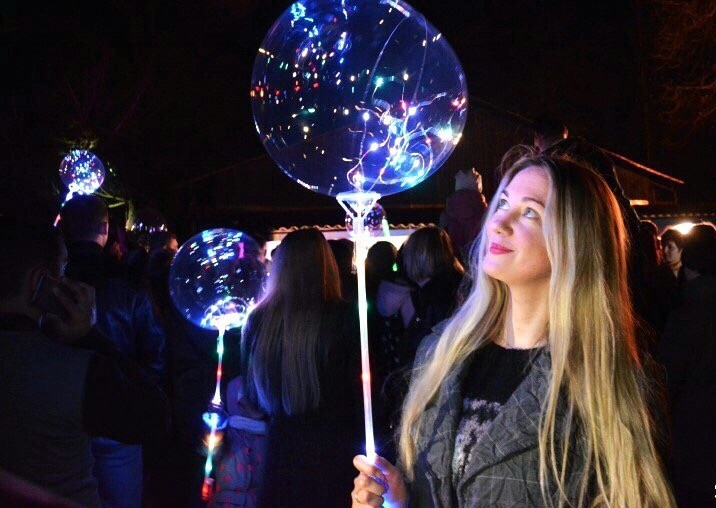 В Архангельске состоится фестиваль волшебных шаров