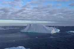 Экспедиция АПУ изучает льды Баренцева моря