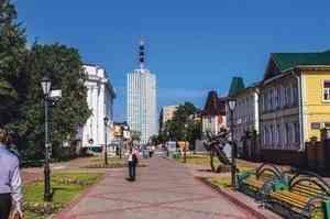 Архангельск замкнул пятёрку самых грязных городов России