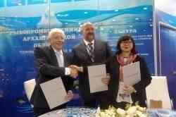 ЦНИИ КМ«Прометей» будет участвовать вдеятельности НОЦ «Российская Арктика: новые материалы, технологии иметоды исследования»