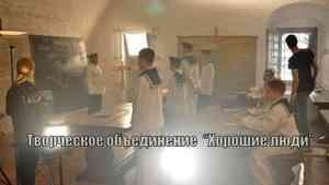 При содействии киноконцерна «Мосфильм»: в Архангельске идут съемки фильма про соловецких юнг