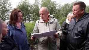 С целью сохранения деревьев проект парка на Ленинградском проспекте будет изменен