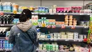 Специалисты Роспотребнадзора проверяют архангельские магазины по «молочной» теме