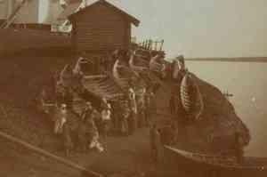 Морские практики в Поморье: На «верховках» из Лешуконского в Кимжу