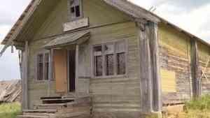 Заброшенное здание магазина в Плесецком районе превратится в музей