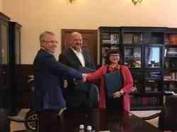 САФУ, МГТУ имени Н.Э. Баумана и Правительство области продолжают развивать сотрудничество в рамках НОЦ