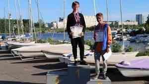 В Архангельске первенство области по парусному спорту собрало более 70 спортсменов