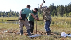 На Онежском полуострове археологи изучают историю древних берегов и их заселения