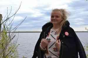 Лица Шиеса: как «мусорный» год изменил жизнь одной из самых молодых экоактивисток Архангельска