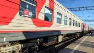 Пассажир поезда «Котлас-Архангельск» угрожал проводнику ложкой-«заточкой»