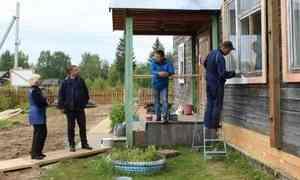 ВЛенском районе ремонтируют социальные объекты