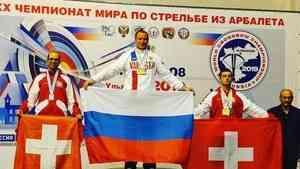«Ждал этого 11 лет »: новодвинец завоевал шесть медалей на чемпионате мира по стрельбе из арбалета