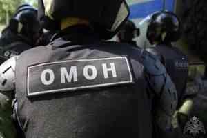 При содействии архангельского ОМОН задержан последний из группы вымогателей денежных средств у предпринимателя, занимающегося организацией концертов