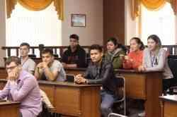 В САФУ начала работу шестая школа тьюторов иностранных студентов