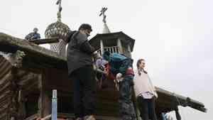 Имя им - волонтеры: в Кенозерье завершился международный проект
