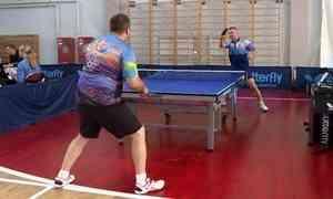 ВАрхангельске стартует шестой турнир понастольному теннису напризы Алексея Родина