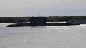 «Успешно поразили цели»: ракеты «Синева» и «Булава» приземлились на полигоне в Архангельской области