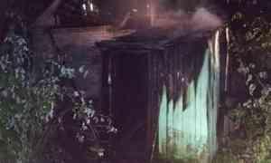 Три человека погибли при пожаре вАрхангельске
