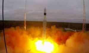 Юбилейный пуск: Минобороны в последний раз запустило ракету-носитель «Рокот» в Плесецке