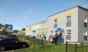 Отремонтированное здание ДЮСШ №1 Северодвинска готово принимать воспитанников