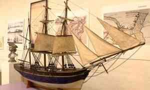 ВАрхангельске открылась выставка «Студёное море. Северные рубежи»
