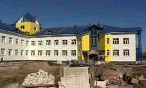 Новый детский сад вокруге Майская Горка обещают сдать вконце октября