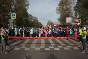 Из-за легкоатлетического пробега «Соломбальское кольцо» 8 сентября в Архангельске перекроют улицы
