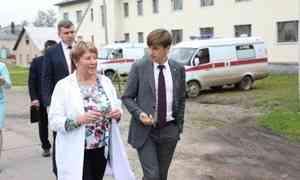«Единая Россия» разрабатывает стратегию решения проблемных вопросов здравоохранения региона