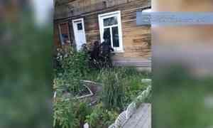 ВАрхангельске полицейские штурмом взяли наркопритон