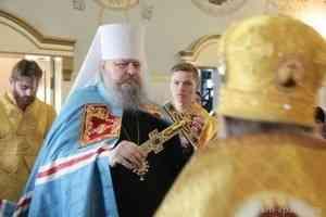 Расписание богослужений митрополита Корнилия на 14–22 сентября